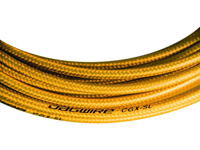 Jagwire CGX SL Brake Cable Outer Casing 5mm 3m, gold